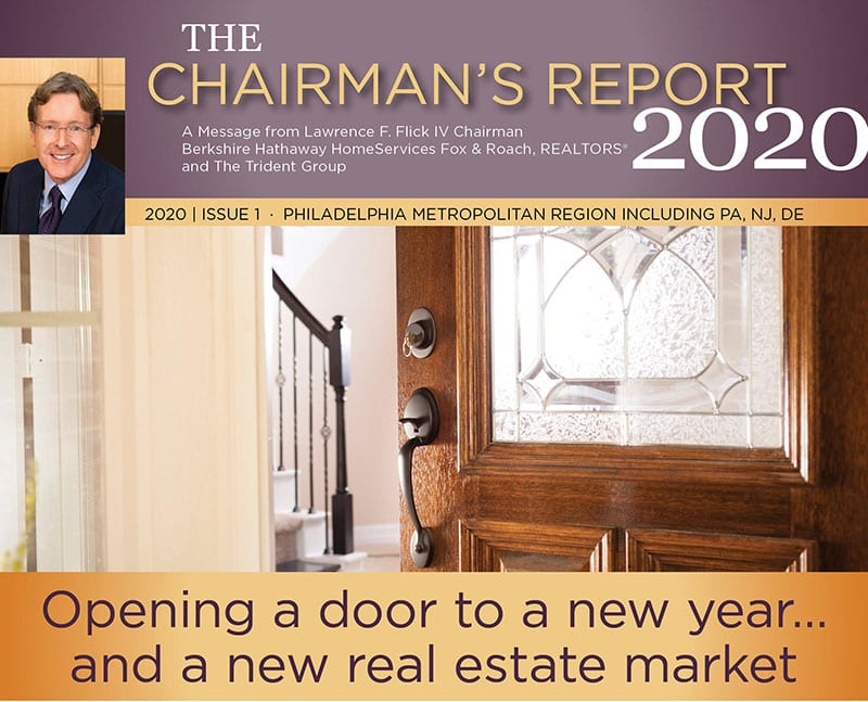 Chairman's Report 2020: Issue 1