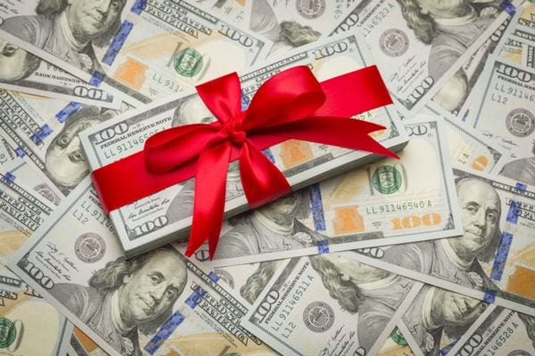 Using a Gift Letter for Mortgage Down Payment