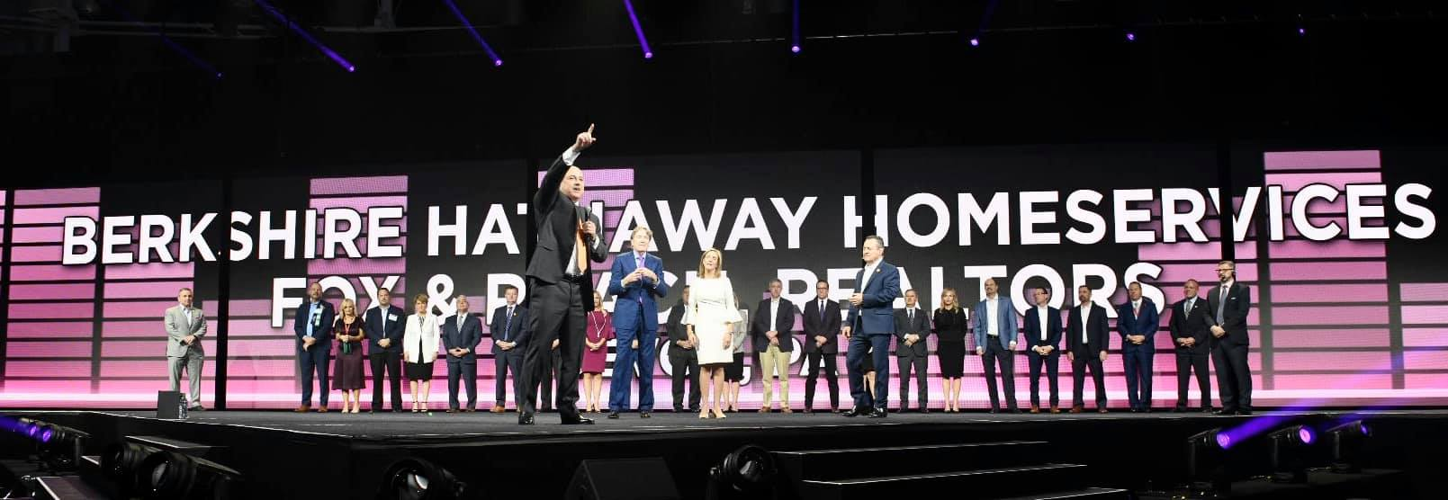 Berkshire Hathaway HomeServices Fox & Roach Named #1 for the 5th Year in a Row