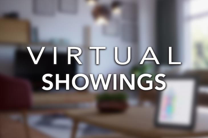 What is a Virtual Showing?