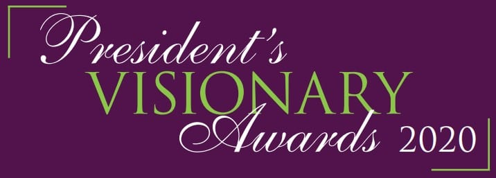 President's Visionary Awards 2020