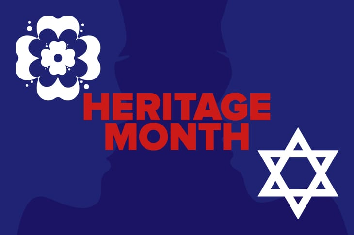 Join Us in Recognizing Asian Pacific American Heritage and Jewish American Heritage Month